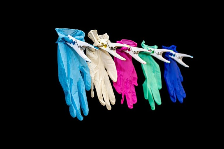Diaper Changing Gloves For More Sanitary Diaper Changes